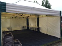 DRY HIRE: Marquees and Furniture
