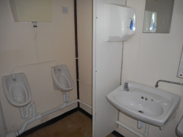 Buy 3 + 1 toilet trailer