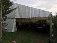 Used Roder marquee