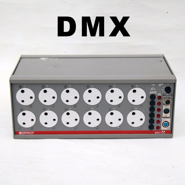 6 Channel strand dimmer