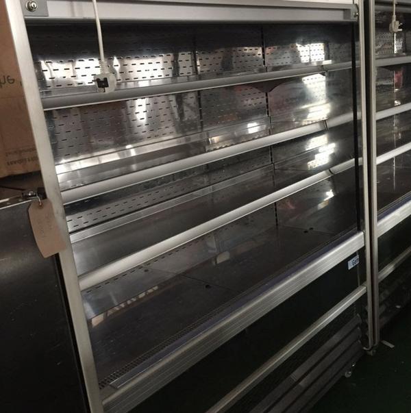Used multi deck fridge