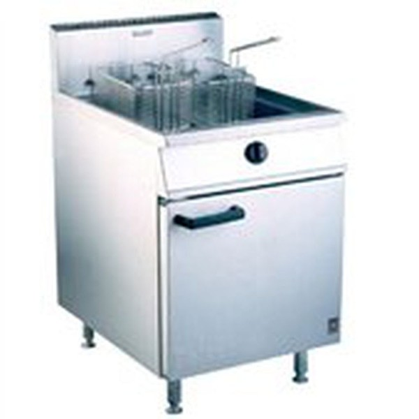 Twin basket fryer