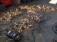 Used fairy lights for sale