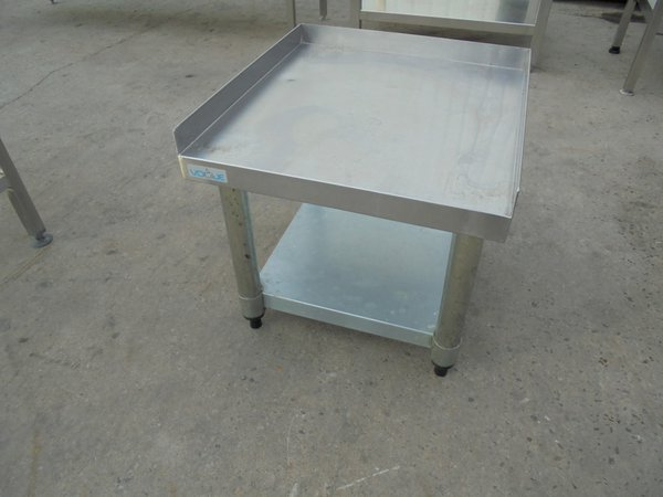 Oven / machine stand in stainless steel