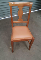 Woeden chairs