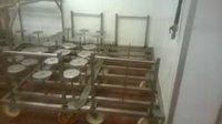 Kebab trolley