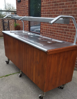 Carvery hot cupboard and bain maire