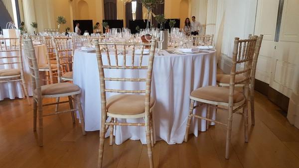 Used chiavari chairs
