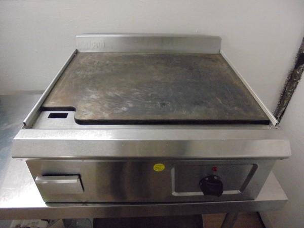 Used flat griddle for sale