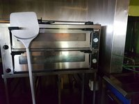 Double pizza oven for sale