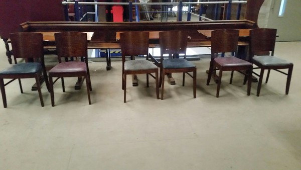 Job lot pre tables chairs