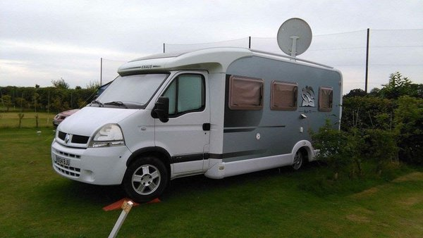 Used motorhome for sale