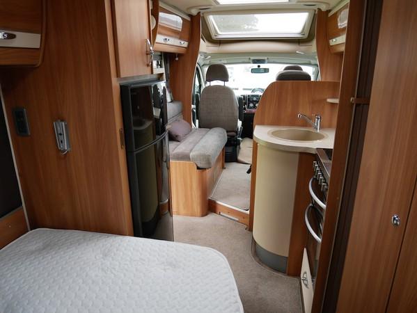 Swift Bolero 724 FB 4 Berth Motorhome