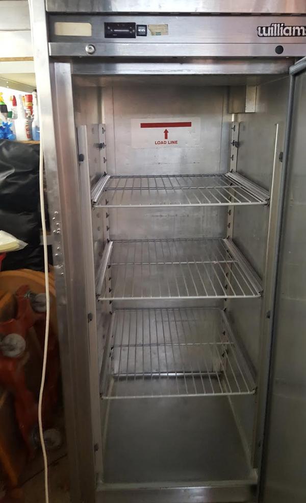 Upright fridges for sale