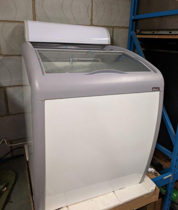 secondhand chest freezer