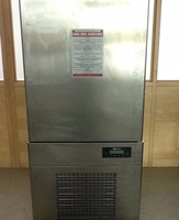 Secondhand blast chiller