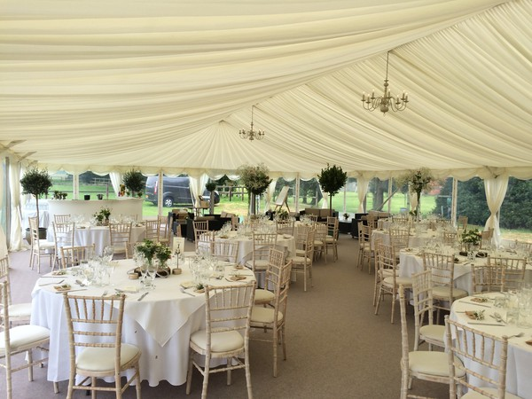 PVC Clearspan marquee