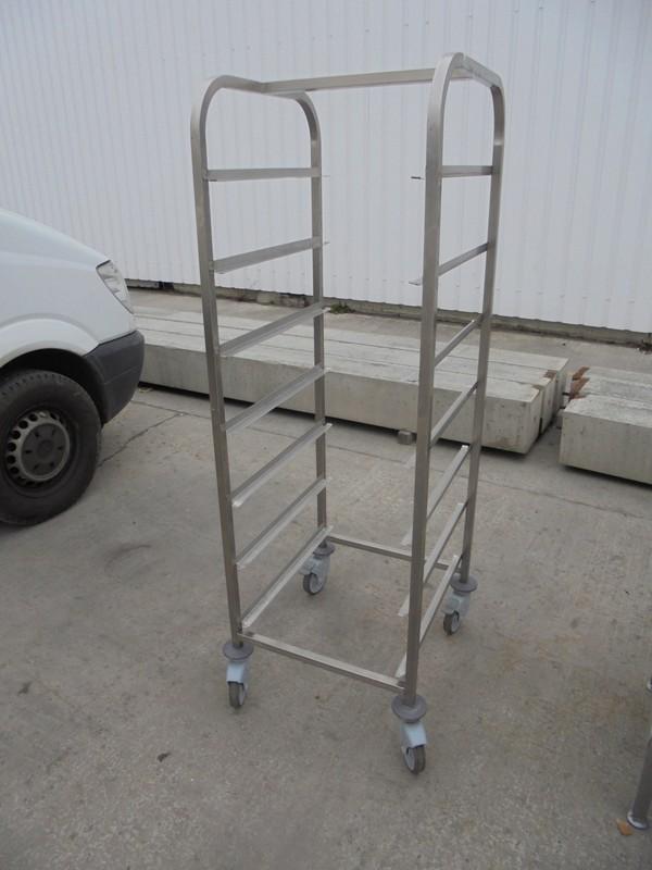 used stainless steel rack
