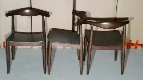 Secondhand banquet chairs