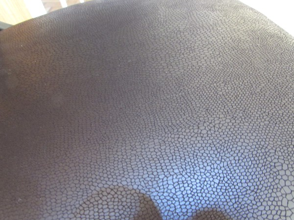 Used faux leather chairs