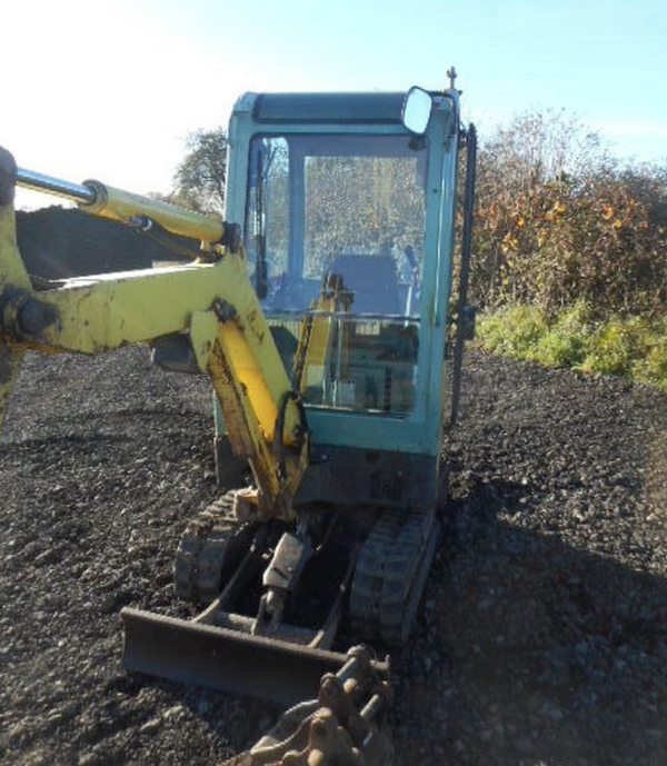 Yanmar digger for sale