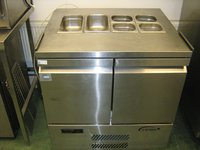 Williams Su10Ct 2 Door Salad Fridge
