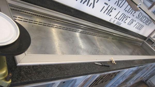 Serve didplay fridge