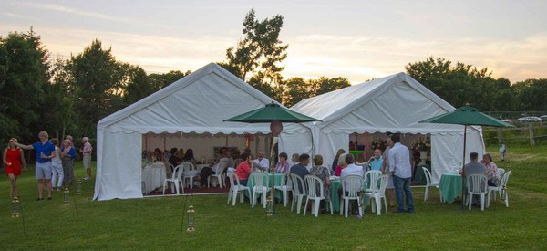 Marquee hire business available to purchase