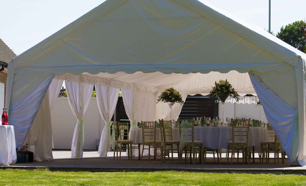 Selling Marquee hire business