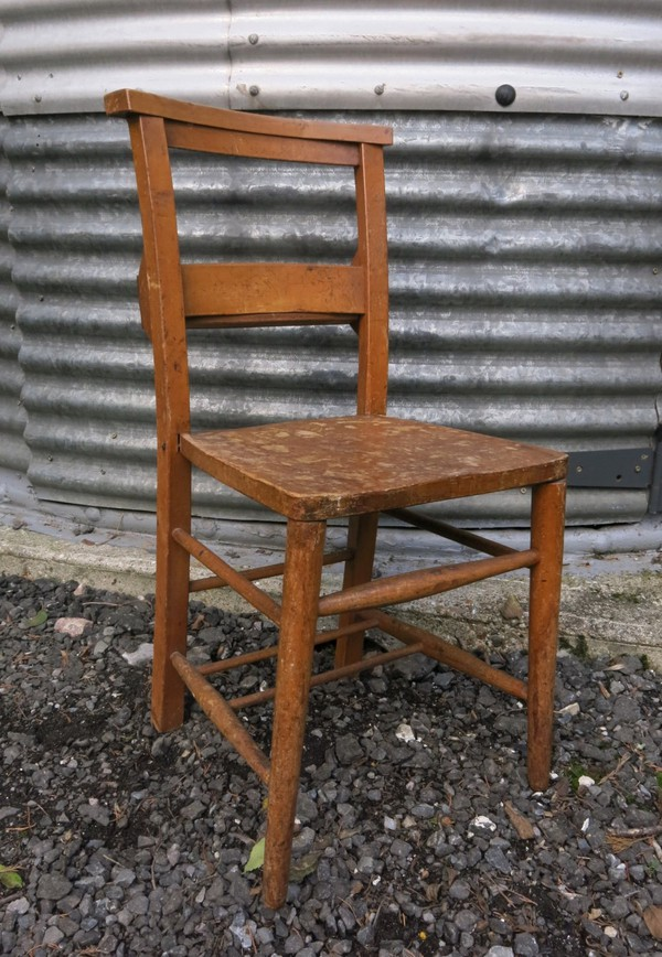 Clacton-on-Sea 'Original' Church Chapel Chairs (E) (SHC)