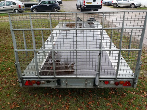 Used williams trailer for sale