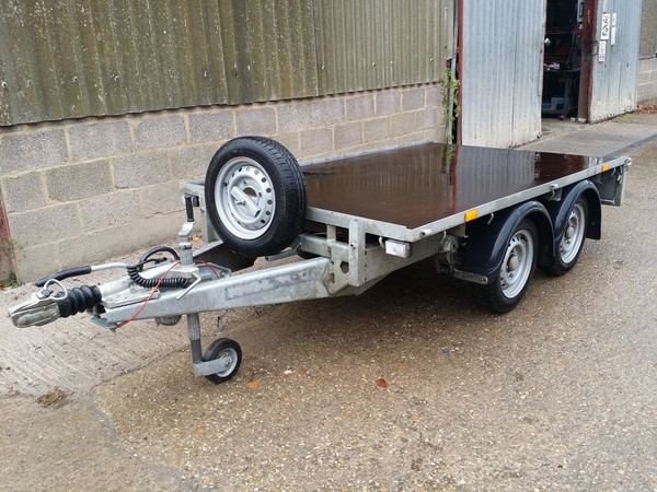 ifor trailer for sale