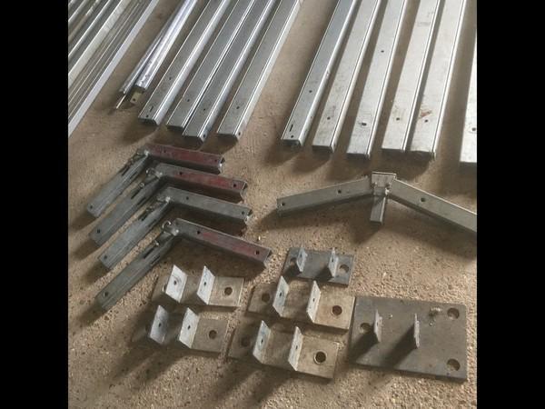 Clear Span Marquee Equipment