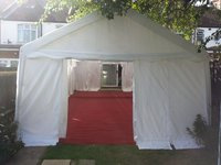 Job Lot Gala Marquees, Accessories, Flooring, Lighting