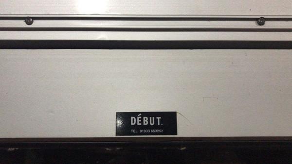 Debut Doors - Aluminium