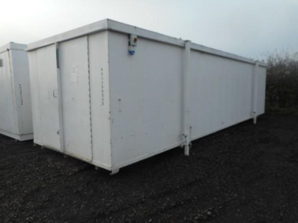 32' x 10' Anti Vandal Store Portable Building