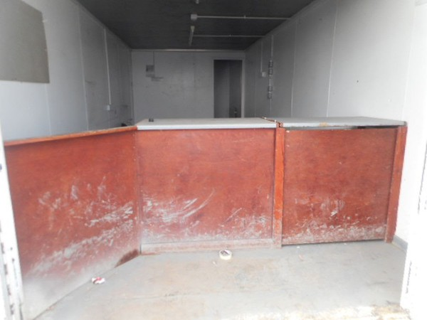 32' x 10' Anti Vandal Store Portable Building