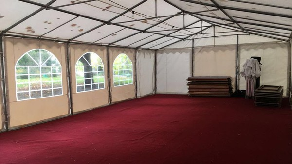6x12m Marquee