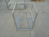 Dish washer rack for 500mm trays