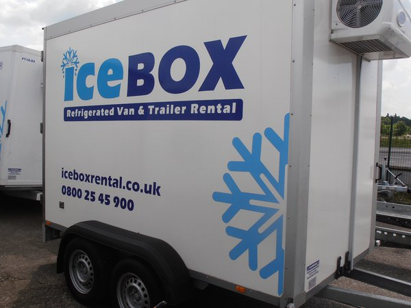 10ft Freezer Trailer  for sale