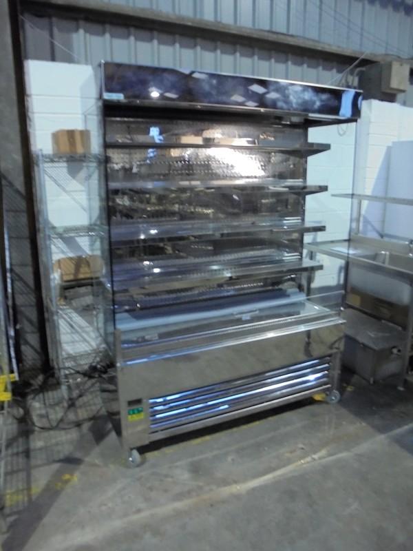Frost-Tech SD60 Stainless Steel Multideck Chiller