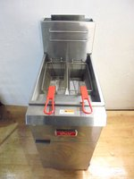 Duel Gas Fryer