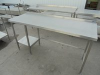 Stainless steel table 1800mm
