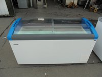 Chest display freezer for sale