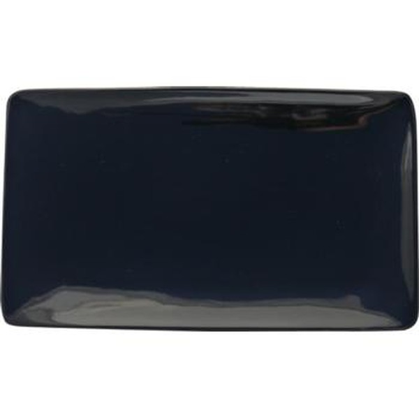 Spectrum Black Rectangular Plate