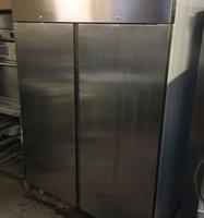 Sterling Pro Double Door Upright Freezer