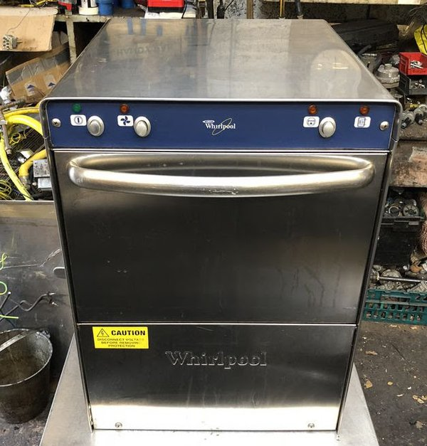 Whirlpool Compact Undercounter Glasswasher