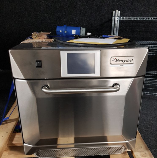 used merry chef oven