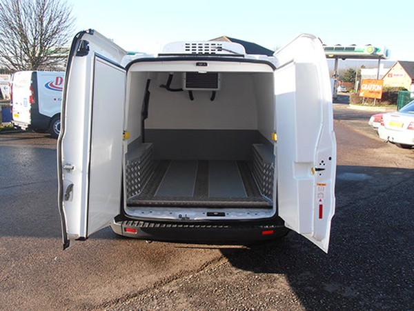 Freezer van for sale