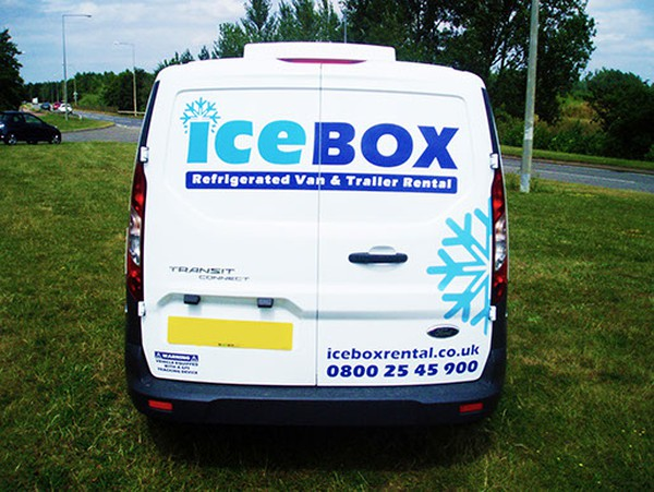 Freezer van for sale uk
